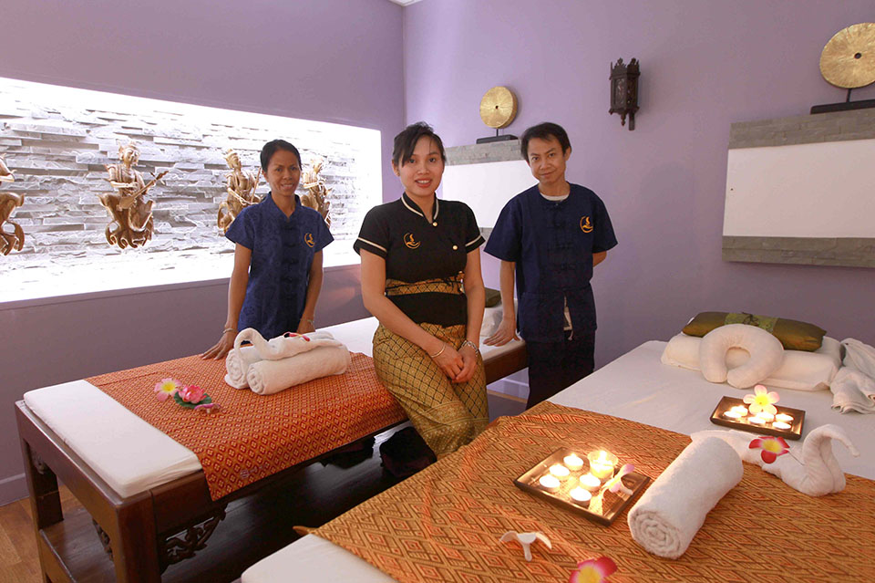 Jasmine Institute, massage Thaïlandais traditionnel et aromatique à Bordeaux